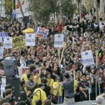 The Debate on Strategy in the Anti-Budget Cuts Movement