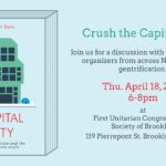 Crush the Capital City: A NYC Round Table Discussion